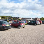 Parking at Bosworth Marina close to moorings